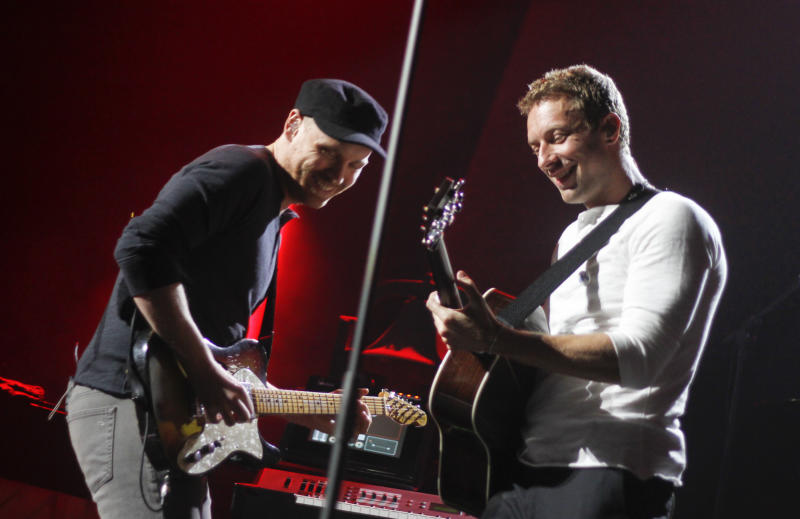 Viva La Coldplay: Chris Martin & Company Reclaim Their Rock Throne at SXSW