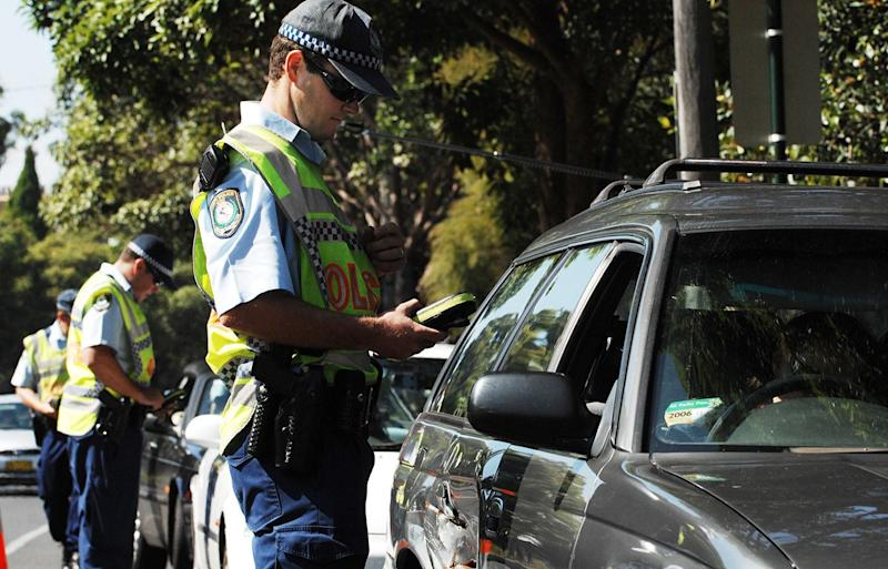 NSW Police are bewildered over the 'stupidity' of drivers on the state's roads over the Easter long weekend