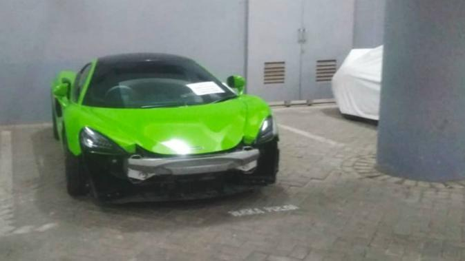 Polda Jatim Tak Temukan Data Lima Mobil Mewah di ERI Korlantas