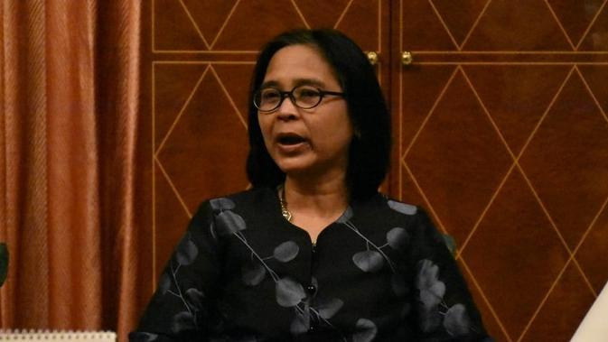 Reini Wirahadikusumah Terpilih Jadi Rektor ITB 2020-2025