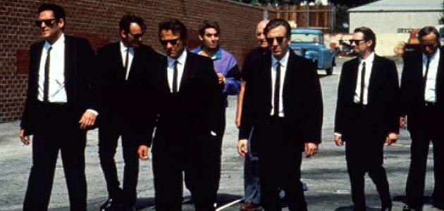 Reservoir Dogs Widescreen of 'reservoir Dogs'