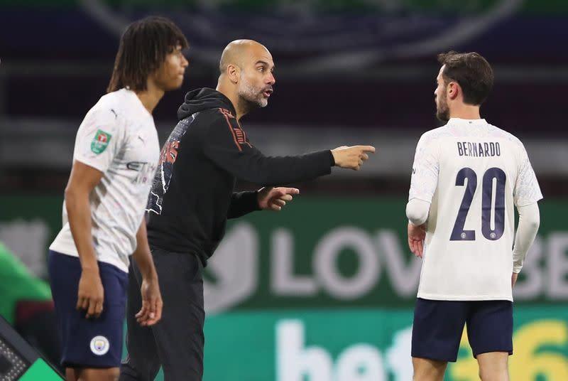 Leeds boss Bielsa praises Guardiola's imaginative approach