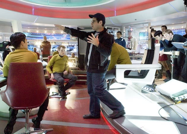 Jedi Marketing Trick: Is J.J. Abrams Deflecting 'Star Wars' Questions With Inscrutable Answers?