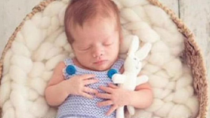Police say it's unclear what caused two-month-old baby's