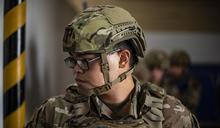 美空軍安全單位 換發新型戰鬥頭盔