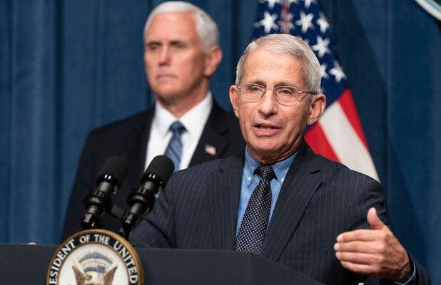 Anthony Fauci: 'You Have a Societal Responsibility' to Avoid Getting Infected With COVID-19