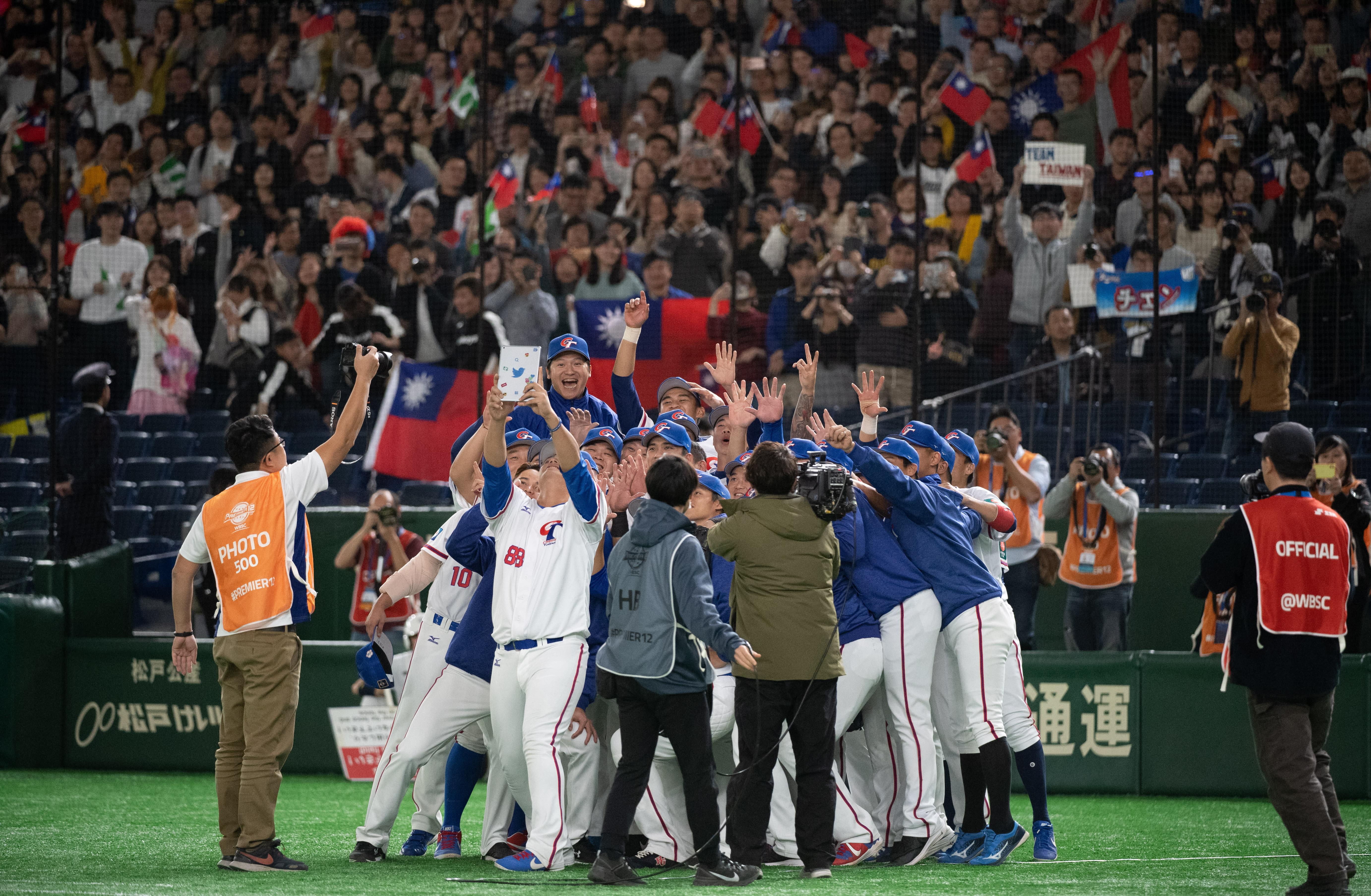 中華隊此屆12強賽事全數結束,你覺得選手們的表現如何?