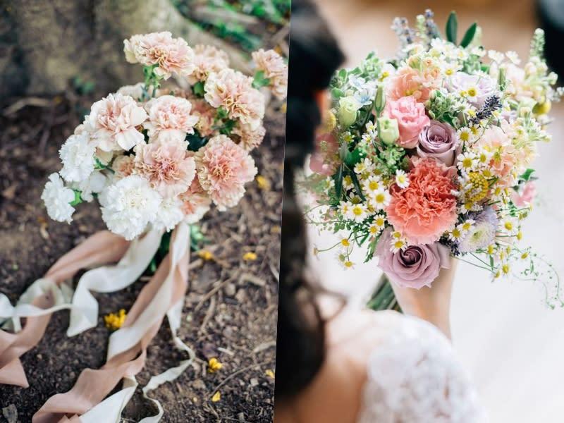 送一束浪漫的花吧