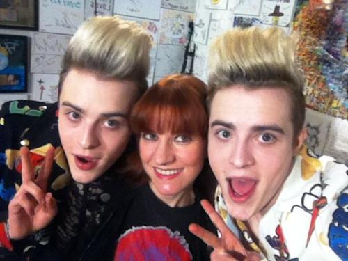 Watch Jedward's Jepic Interview With Reality Rocks