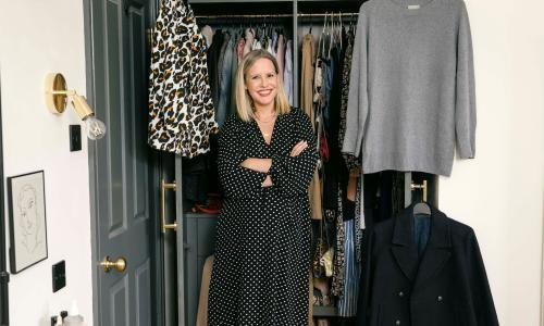 'I used to be a trend addict': how I learned to embrace forever fashion