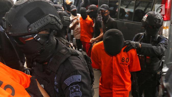 Polri: Terduga Teroris Kalbar Mengenal Jaringan ISIS dari Medsos