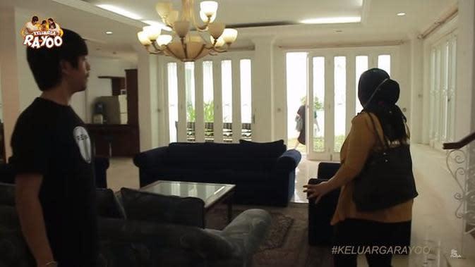 Rumah baru Rian D'Masiv (Sumber: YouTube/Rian Ekky Pradipta)