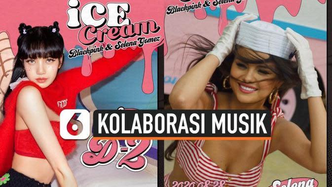 VIDEO: Blackpink dan Selena Gomez Rilis Video Teaser Kolaborasi