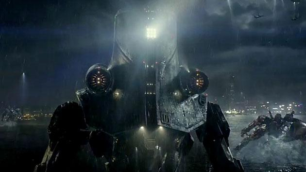 'Pacific Rim' trailer heralds Guillermo del Toro's imminent takeover of Hollywood