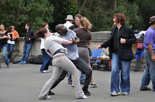 Fun spring park activities: from swing-dancing to star-spotting