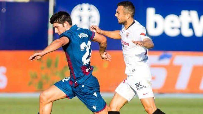 Levante Permalukan Espanyol, Real Betis Kandas