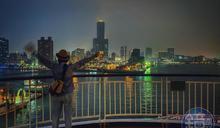 (有影片)【環島郵輪探索夢號(上)】海上視角玩台灣 窗外就是西子灣、旗津老街與海岸山脈
