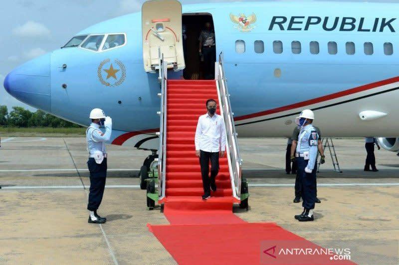 Presiden Jokowi : Kehidupan pekerja akan membaik dengan UU Cipta Kerja