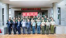 李理事長慰勉憲兵後備部隊 感謝國軍犧牲奉獻