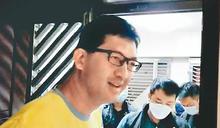 林卓廷涉暴動兩萬元保釋 許智峯控三罪一萬元保釋