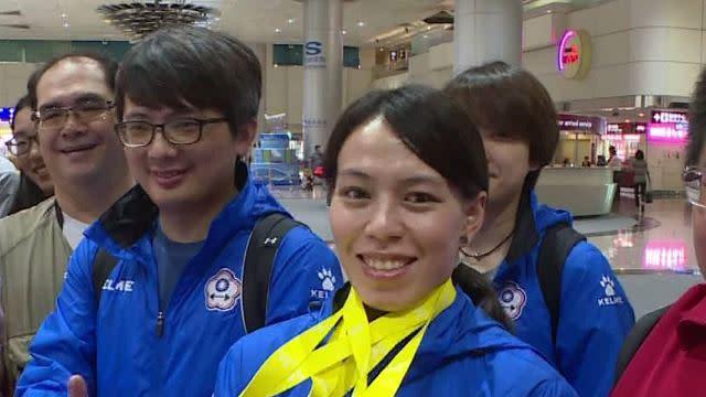 郭婞淳破世界紀錄 目標放眼東奧金牌