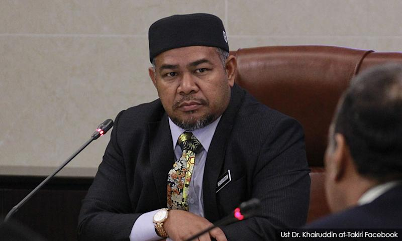 Probe against Khairuddin continues with new instructions from AGC