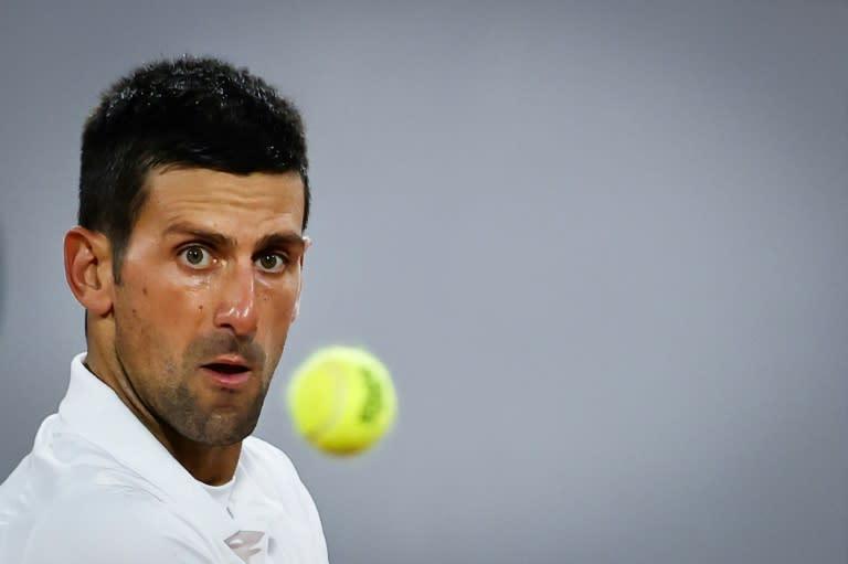 'Like a snake killing its prey': Djokovic eases through Roland Garros opener