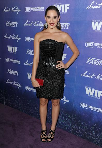 Variety And Women In Film Pre-EMMY Event Presented By Saint Vintage - Red Carpet