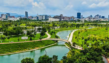 台中市中央公園將啟用(2) (圖)