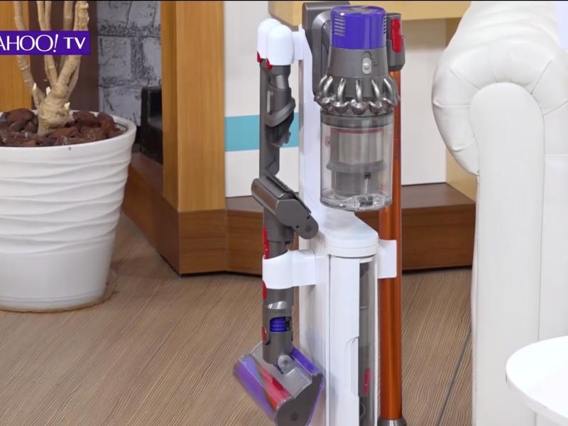 用吸塵器幫助居家清潔 徹底吸凈灰塵髒污