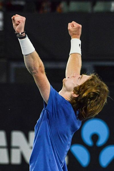 The men's final will be a contest between Andrey Rublev and South African Lloyd Harris