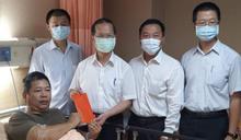 影/半百勇警 巡佐江錦添負傷追捕竊盜通緝犯