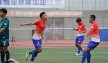 台甲》台灣企業甲級聯賽開踢 台電2-0勝璉紅台體領先