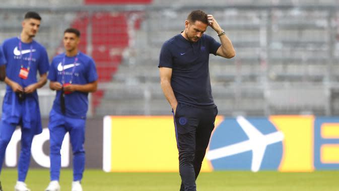 Siapa Yang Paling Cepat Dipecat dari Posisi Manajer di Liga Inggris 2020 / 2021 ?