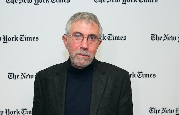 NY Times Columnist Paul Krugman Blasted for Tweeting There Was Little 'Anti-Muslim Sentiment' After 9/11