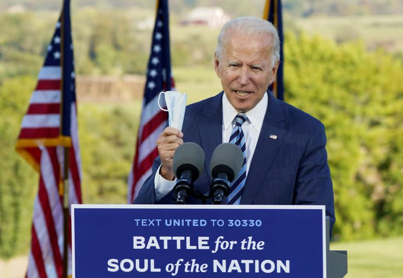 Biden campaign says Oct. 22 debate should be the last