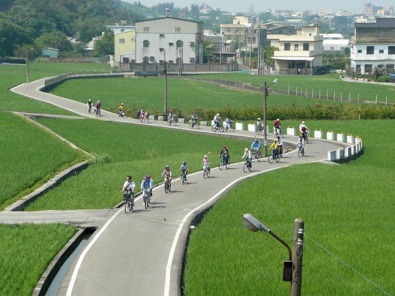 清水五福圳自行車道