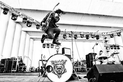 Reignwolf Pound Out Riffs on 'In the Dark' – Song Premiere