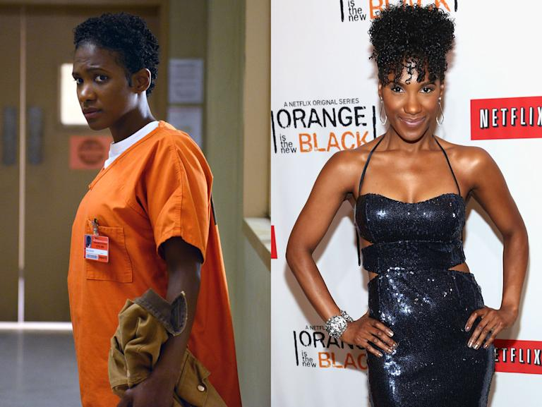 """Orange is the New Black"": Vicky Jeudy"