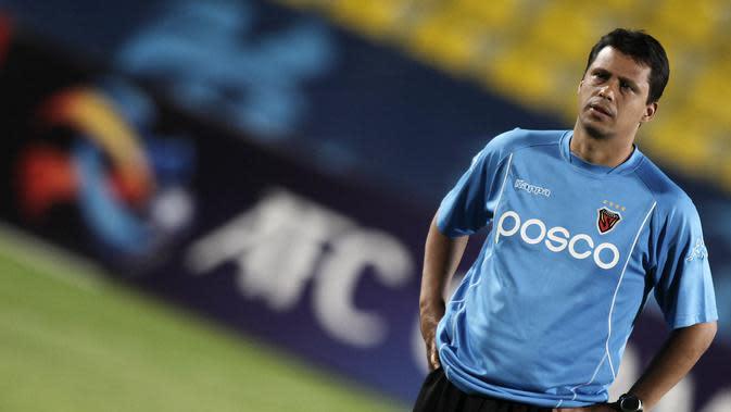 Persija Beberkan Alasan Tunjuk Sergio Farias sebagai Pelatih Anyar