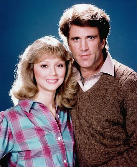 Sam Malone and Diane Chambers (Cheers)