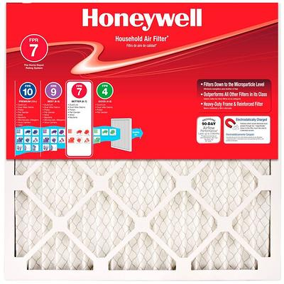 Honeywell 17 5 8 X 35 5 8 X 1 Allergen Plus Pleated Fpr 7 Air Filter Yahoo Shopping