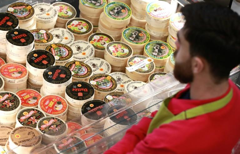 The small bakeries, cheese shops, delicatessens and charcuteries that dot French high streets have been doing a roaring trade since the country went into lockdown on Tuesday