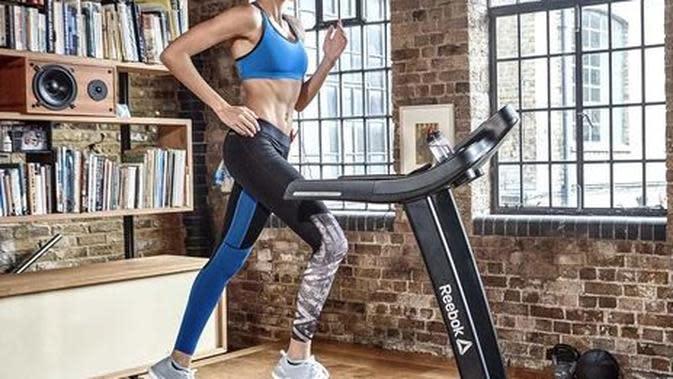 Shaga hadirkan treadmill dan exercise bike untuk jalani hidup sehat di rumah (Foto: Shaga)