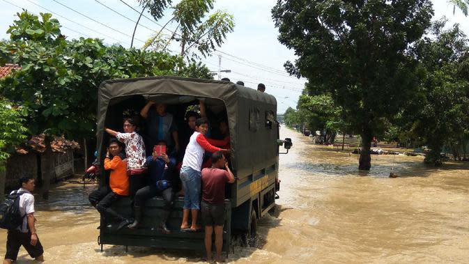 Kerusakan Hutan Jadi Biang Keladi Banjir di Brebes