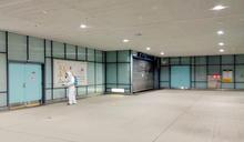 桃捷A7站加強消毒 (圖)