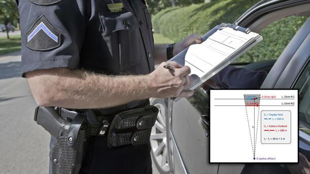 Physicist claims victory over traffic ticket with physics paper