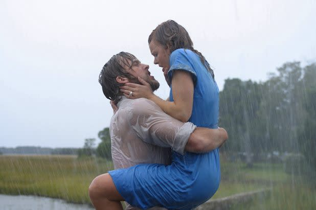 Ryan Gosling and Rachel McAdams Hated Each Other on the Set of 'The Notebook'