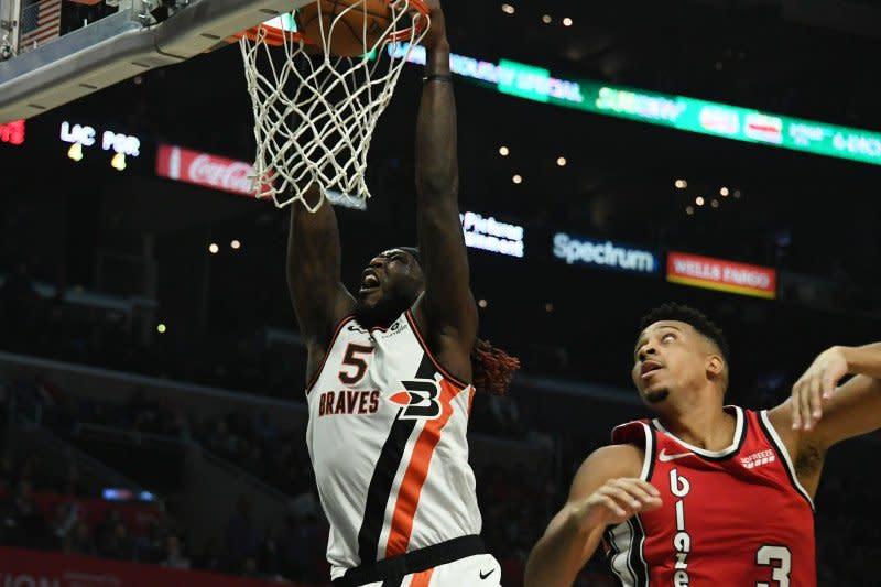 Clippers hentikan kemenangan beruntun Blazers