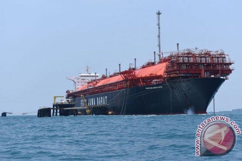 Pertamina lepas perdana Kapal FSRU Jawa-1